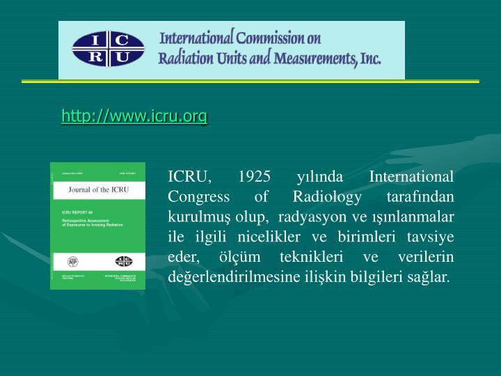 http://www.icru.org