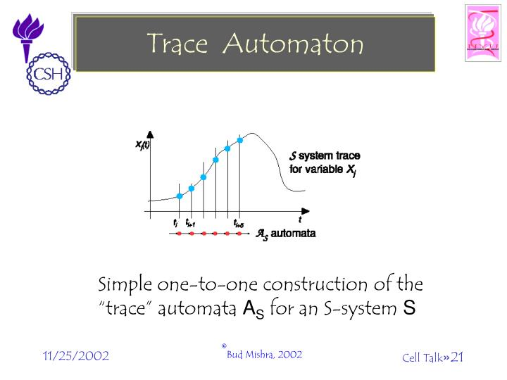 Trace  Automaton