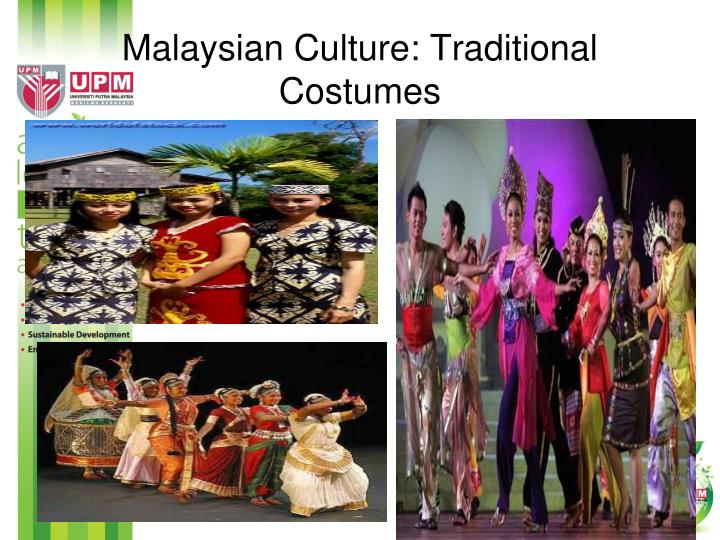 Malaysian Culture: Traditional Costumes