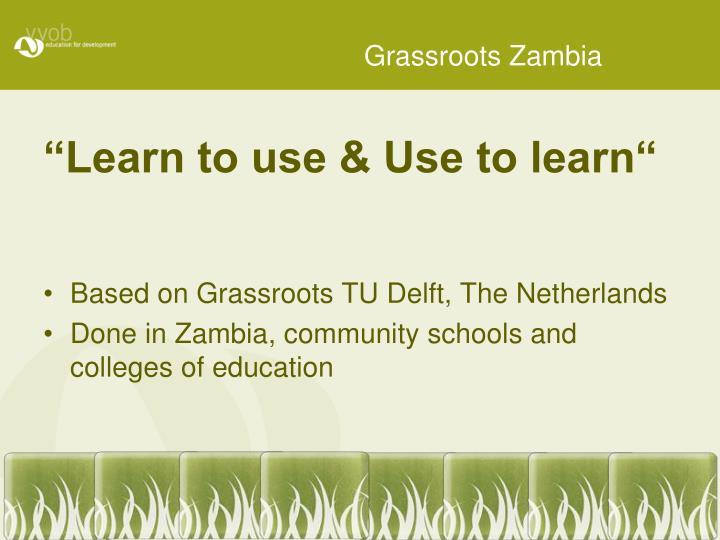 Grassroots Zambia