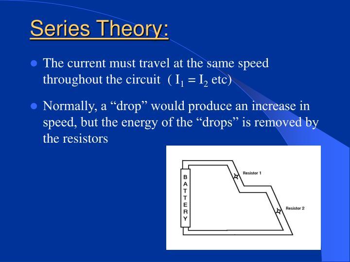 Series Theory: