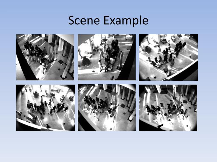 Scene Example