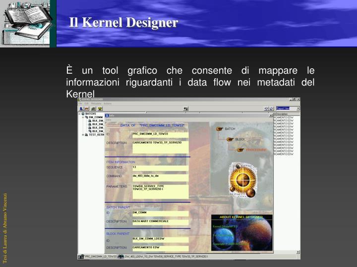 Il Kernel Designer