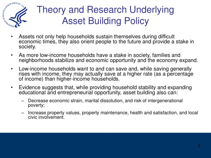 Theory and Research Underlying