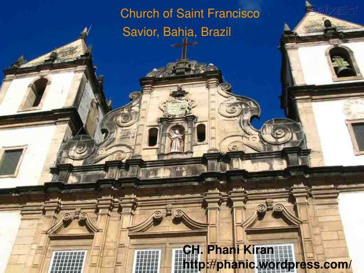 Church of Saint Francisco