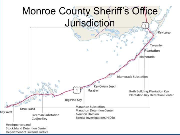 Monroe County Sheriff's Office