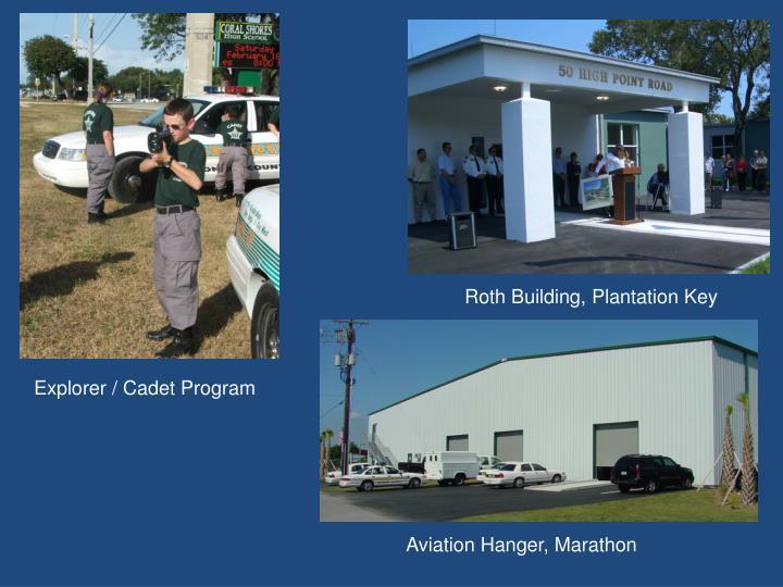 Roth Building, Plantation Key