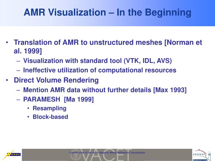 AMR Visualization