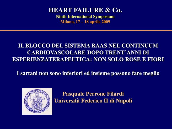 HEART FAILURE & Co.
