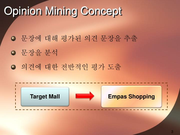 Opinion Mining Concept