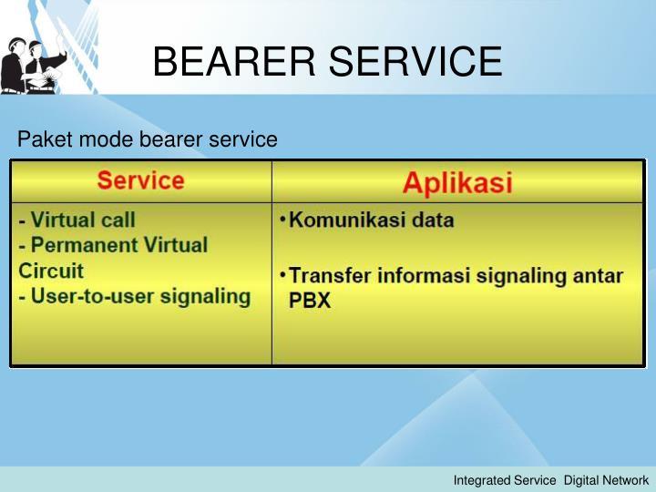 BEARER SERVICE