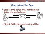 generalized use case5