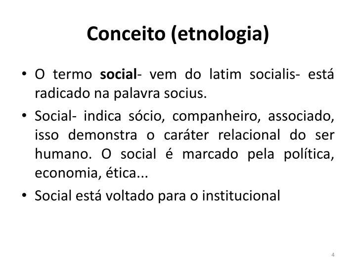Conceito (etnologia)