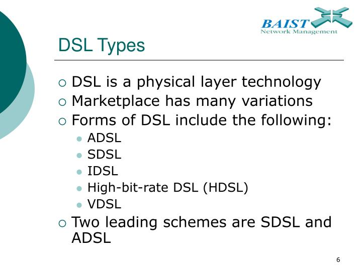 DSL Types