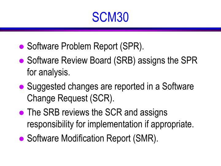 SCM30