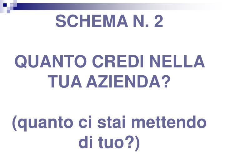 SCHEMA N. 2