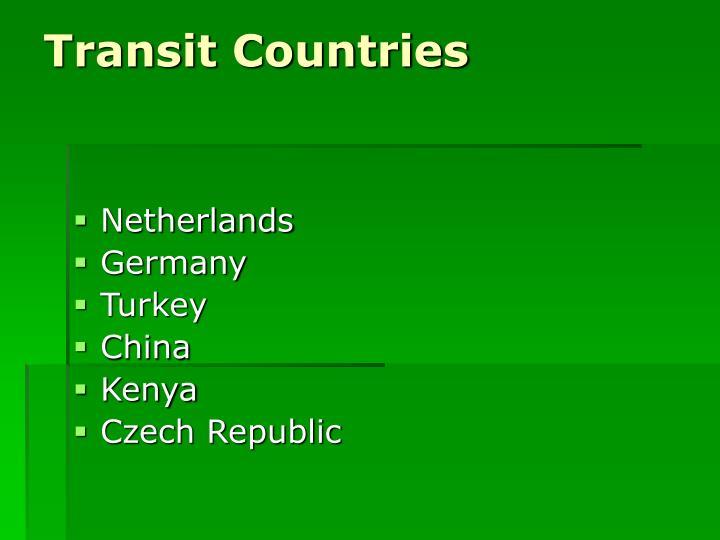 Transit Countries