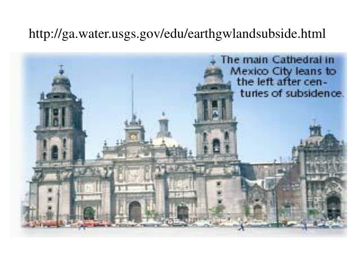 http://ga.water.usgs.gov/edu/earthgwlandsubside.html