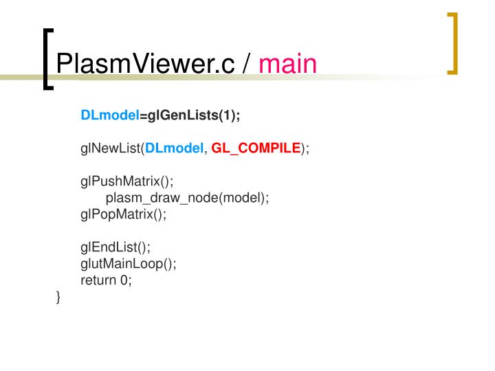 PlasmViewer.c /
