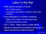 labor in the war1