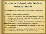 sistema de universidades publicas federais sisupf2