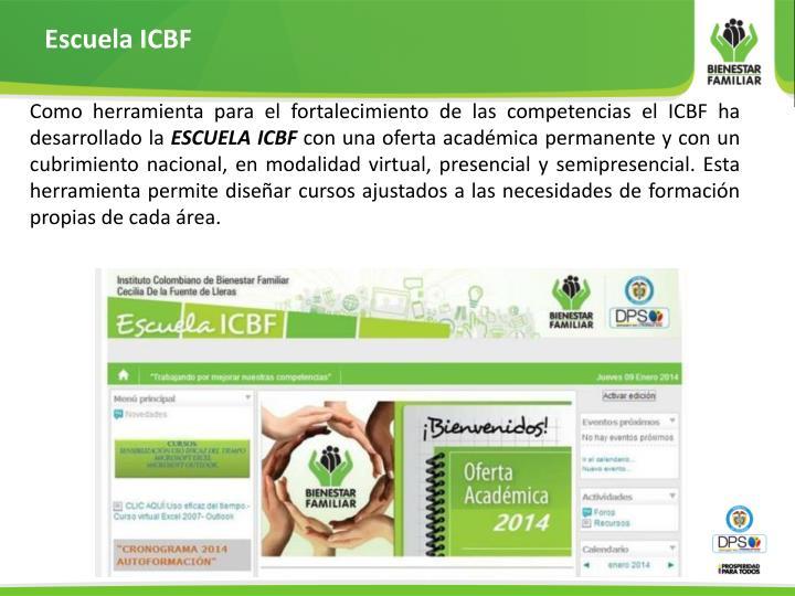 Escuela ICBF