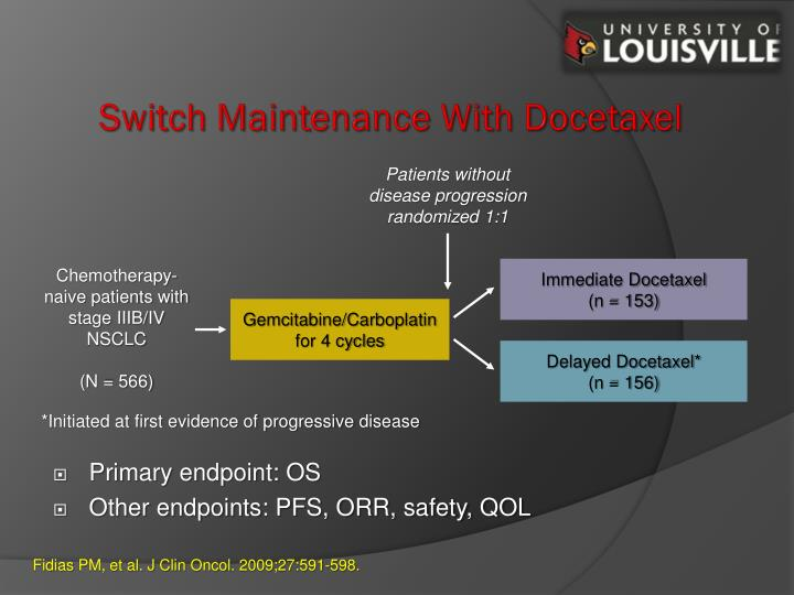 Switch Maintenance With