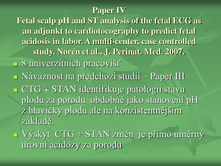 Paper IV