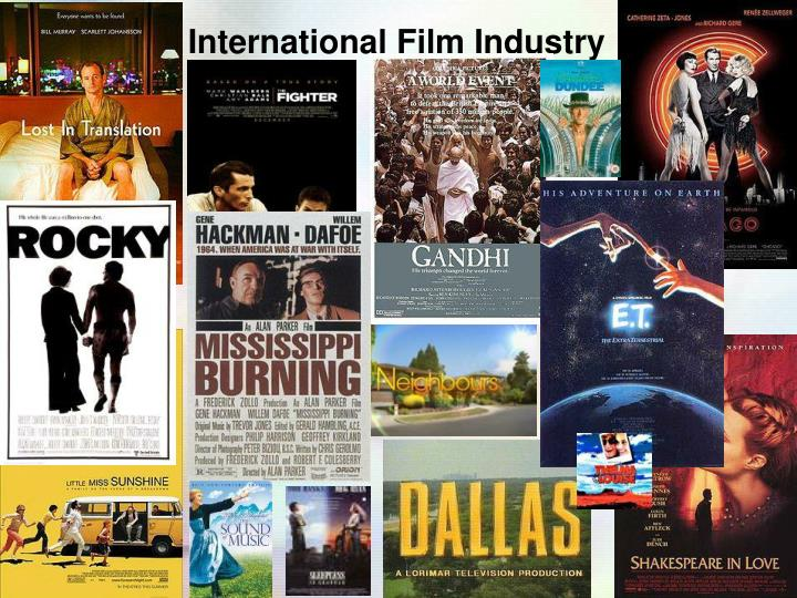 International Film Industry