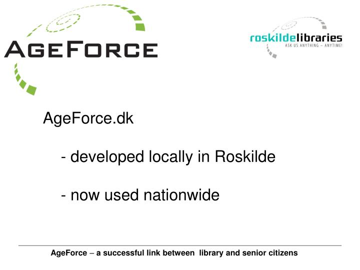 AgeForce.dk