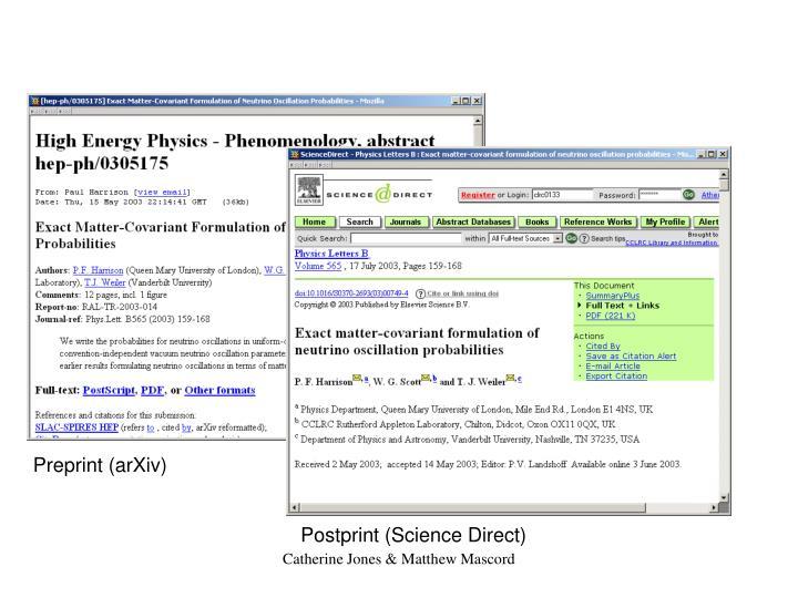 Preprint (arXiv)