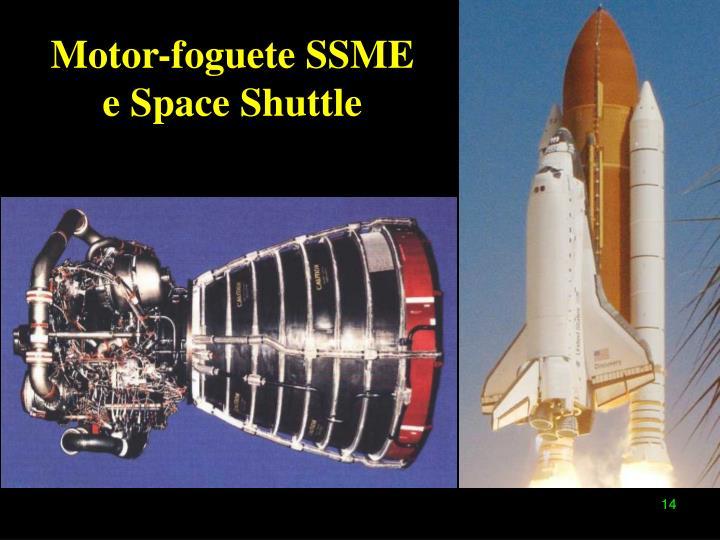 Motor-foguete SSME