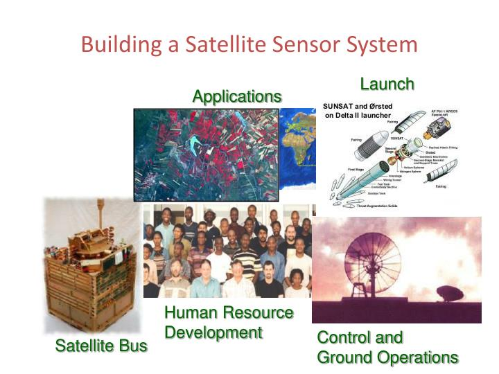 Building a Satellite Sensor System