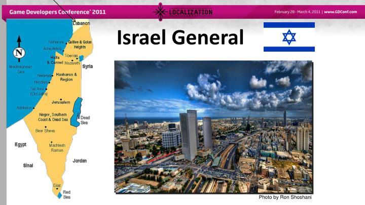 Israel General