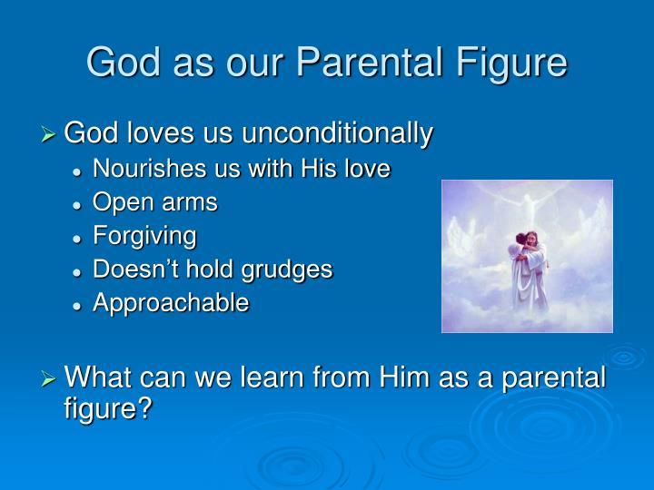 God as our Parental Figure
