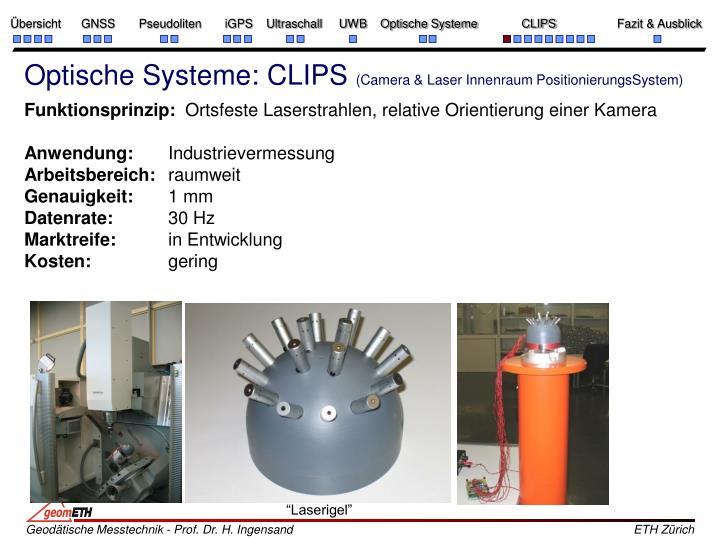 Optische Systeme: