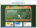 www kliknibezbedno rs