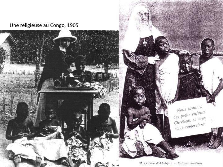 Une religieuse au Congo, 1905