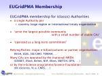 eugridpma membership