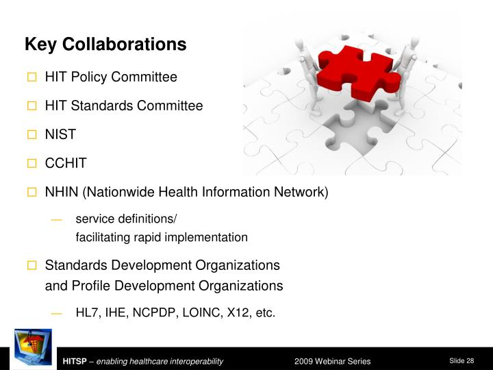 Key Collaborations