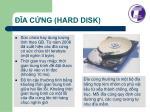 a c ng hard disk