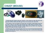 chu t mouse
