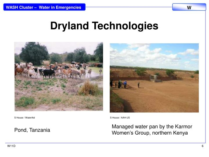 Dryland Technologies
