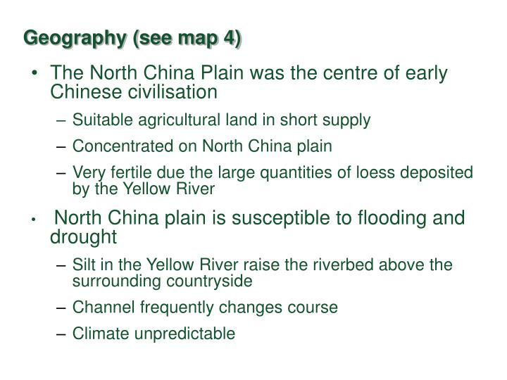 China - History and Geography