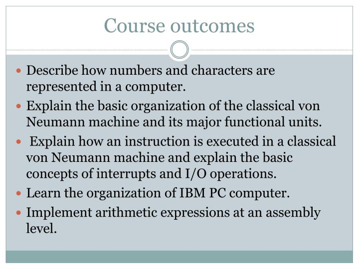 PPT - COMPUTER ORGANIZATION & ASSEMBLY LANGUAGE PowerPoint ...