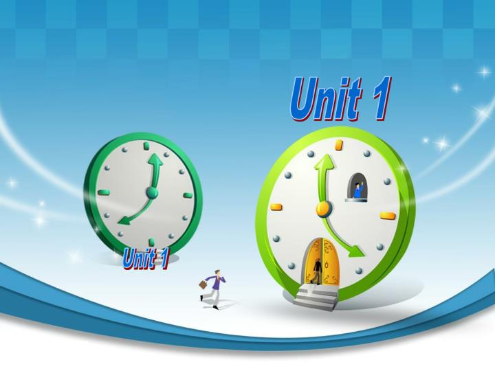 Unit 1