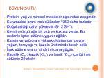koyun s t