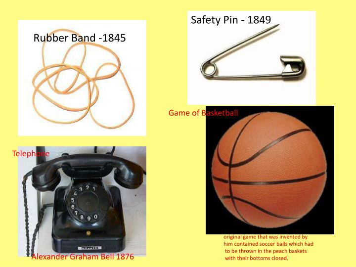 Safety Pin - 1849