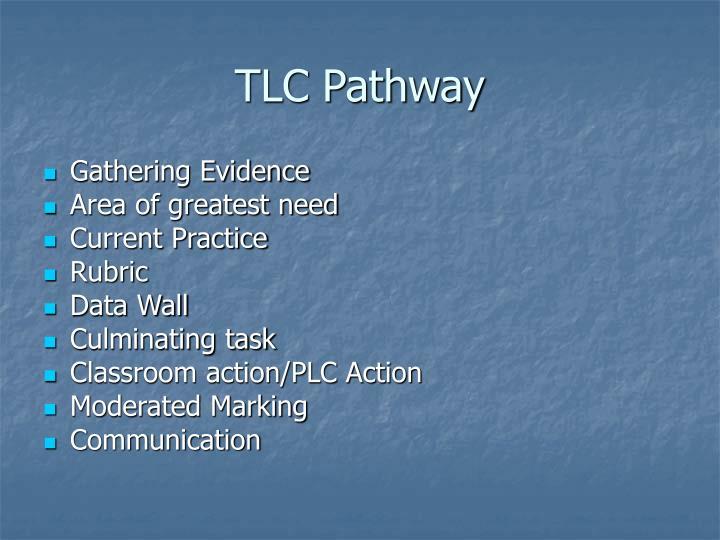 TLC Pathway