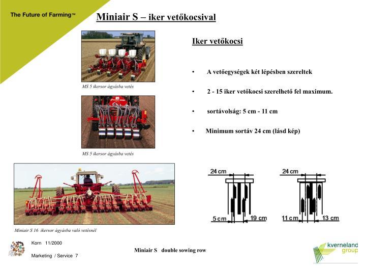 Miniair S –